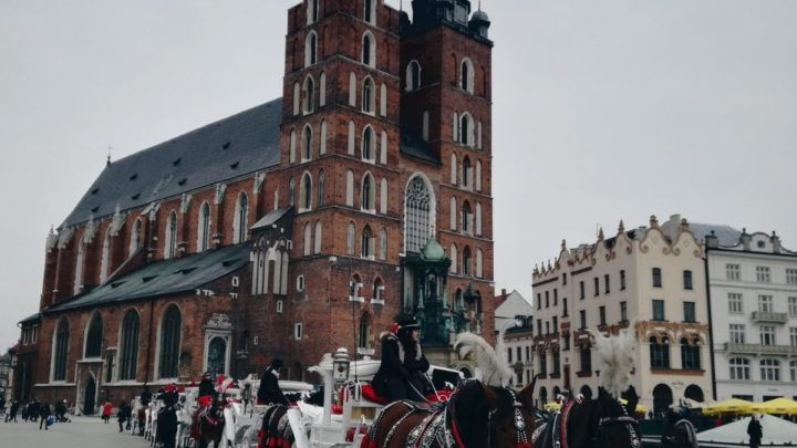 ¡Ruta por el Casco Antiguo de Cracovia!